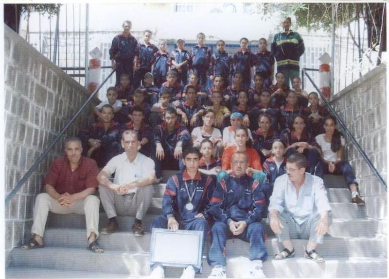 Ecole d\'Athletisme  T A S K R I O U T Photo_10