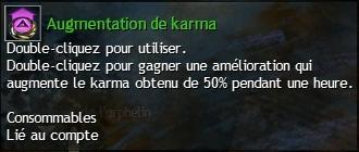 Tutoriel - Comment optimiser ses flacons de karma ! Bonus_10