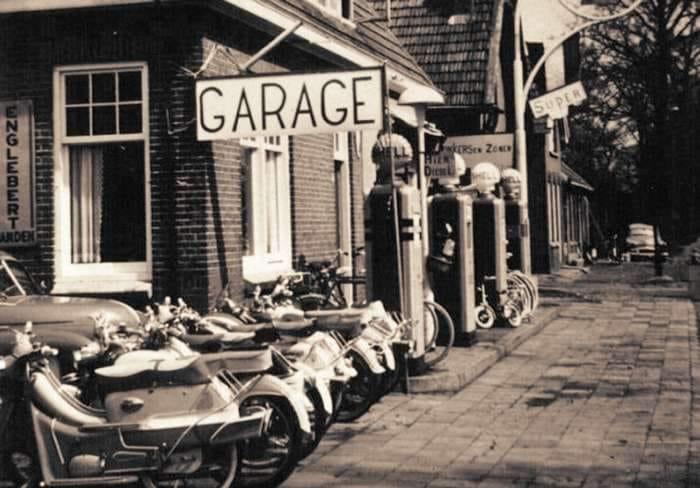 anciens GARAGE Ancien11
