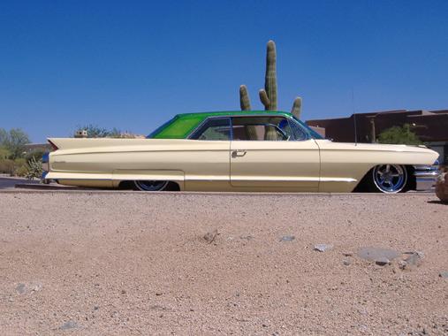 61'  Chevy ! 4810