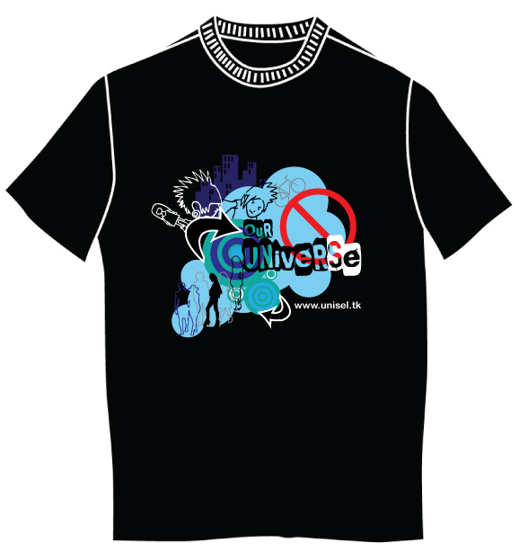 Design Ideas for UNiSEL.tk promo T-Shirt - Page 2 1-dpn10