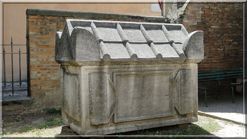 RAVENNE mausolée de GALLA PLACIDIA Ravenn19