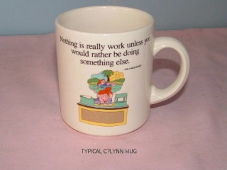 hon-john asks if this Papel mug is Crown Lynn .... Yes it is. C_lynn10