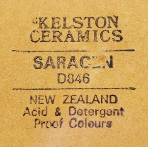 Saracen d846 Kelston Ceramics Sarace11