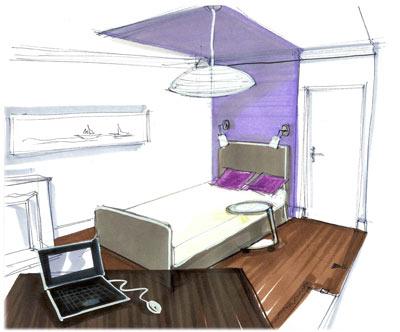 chambre gar on 5 ans. Black Bedroom Furniture Sets. Home Design Ideas
