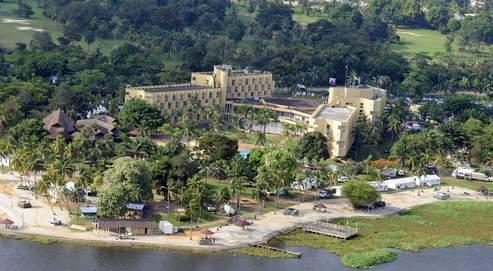 L'Hôtel du Golfe à Abidjan où la République du Golfe Edc7cc10