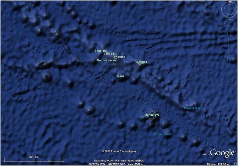 A la découverte des îles de la Polynésie française avec Google Earth (Les Marquises) Gambie10