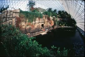 Site expérimental Biosphère 2, Oracle, Arizona - Etats-Unis Images10