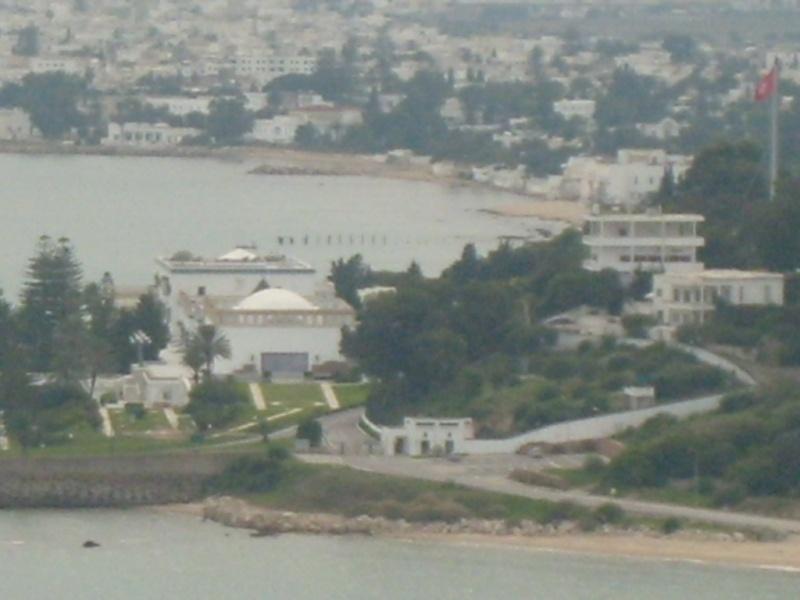 Le palais présidentiel de Carthage Palais11