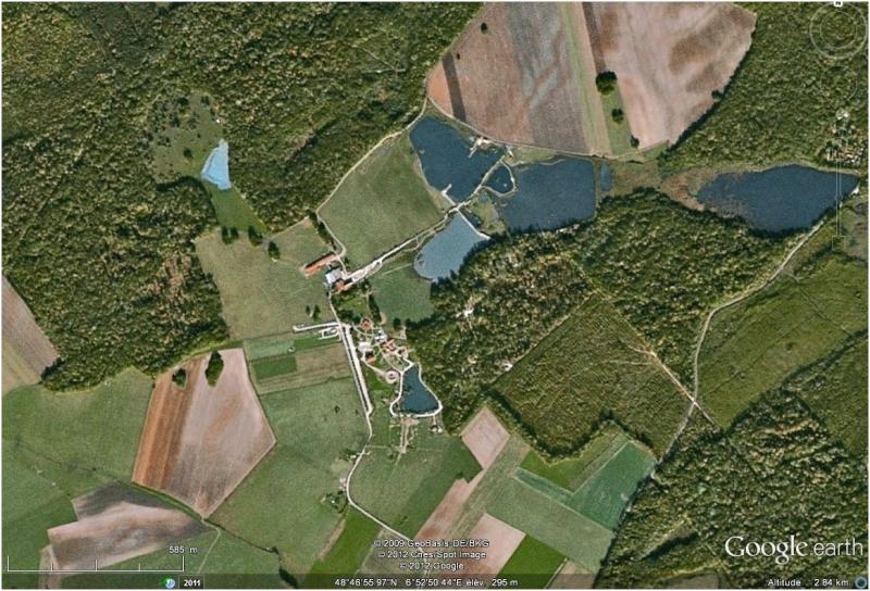 Le parc animilier de Sainte Croix à Rhodes (Moselle, France) Sainte10