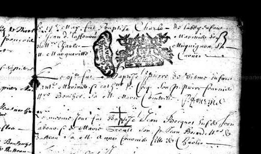 Cayeux/Mer en 1693 Pour Daniel ? Cayeux10