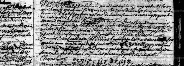 Cayeux/Mer en 1693 Pour Daniel ? Cayeux11