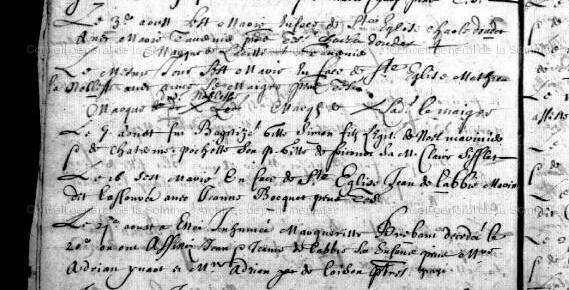 Cayeux/Mer en 1693 Pour Daniel ? Cayeux12