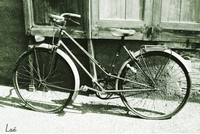 A bicyclette Velo10