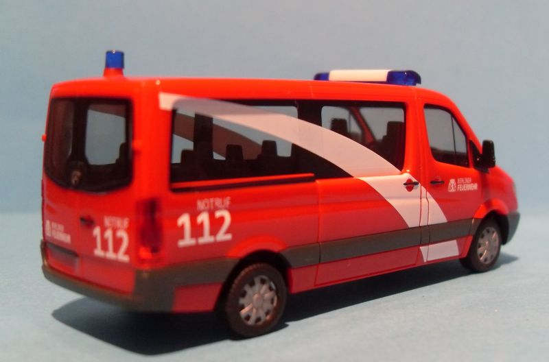 John - Meine BLAULICHTSAMMLUNG / Mercedes Sprinter als MTF 1 1:87 Sdc13014