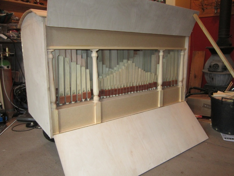 New Showmans Organ first pictures Showma10