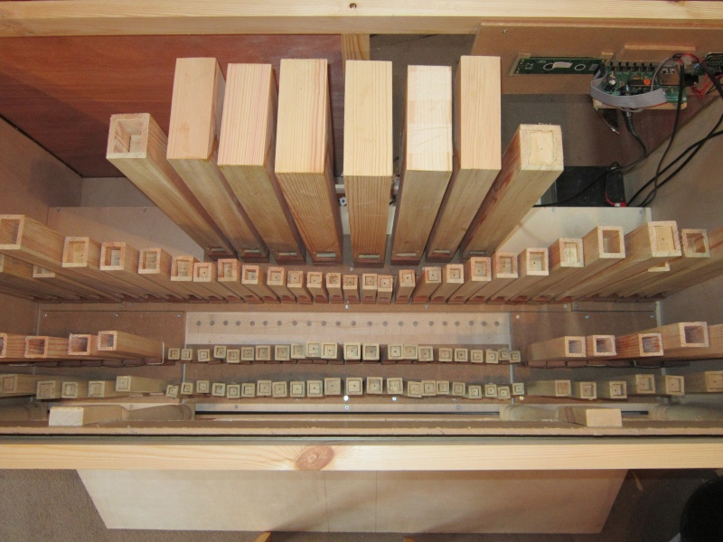 New Showmans Organ first pictures Showma12