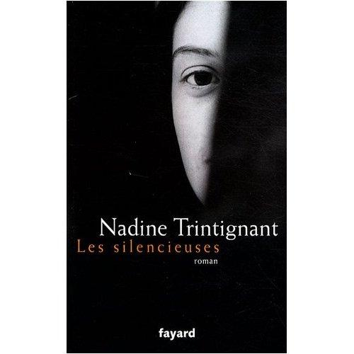 [Trintignant, Nadine] Les silencieuses 41bx-k10