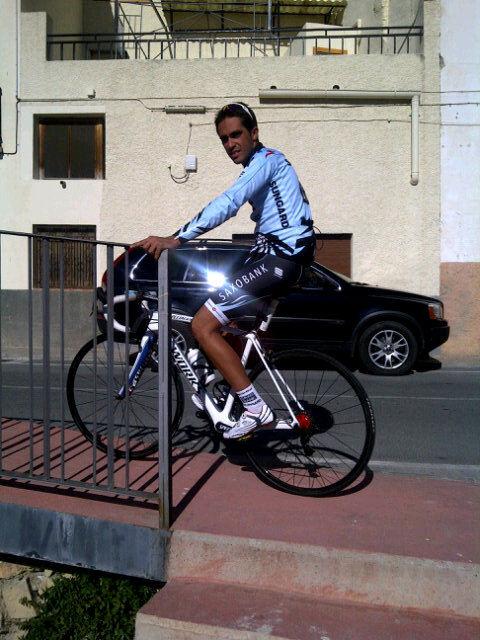 Photos Alberto Contador Djbvw10