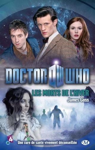 DOCTOR WHO : LES MORTS DE L'HIVER de James Goss 1210-w10