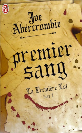 LA PREMIERE LOI (Tome 1) PREMIER SANG de Joe Abercrombie 97822923