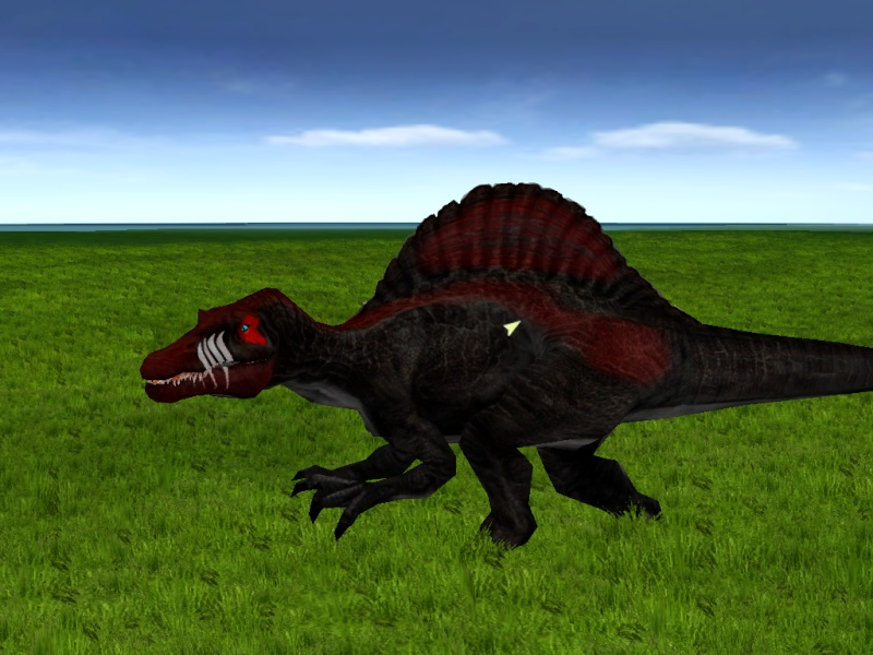 Night spinosaurus Previe10