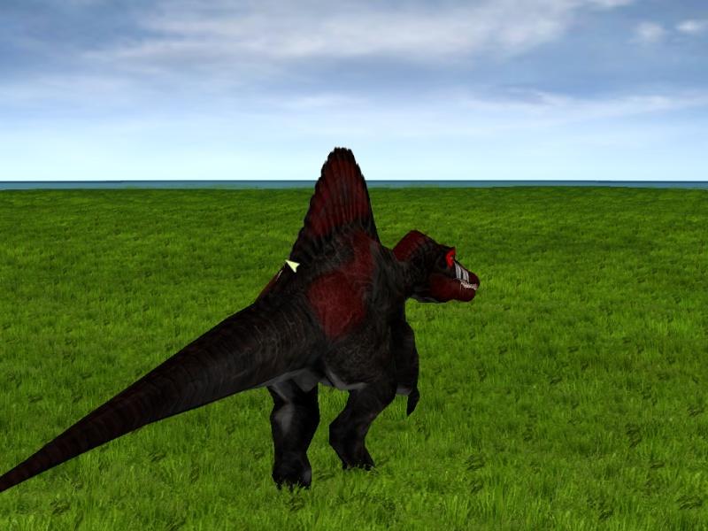 Night spinosaurus Previe11