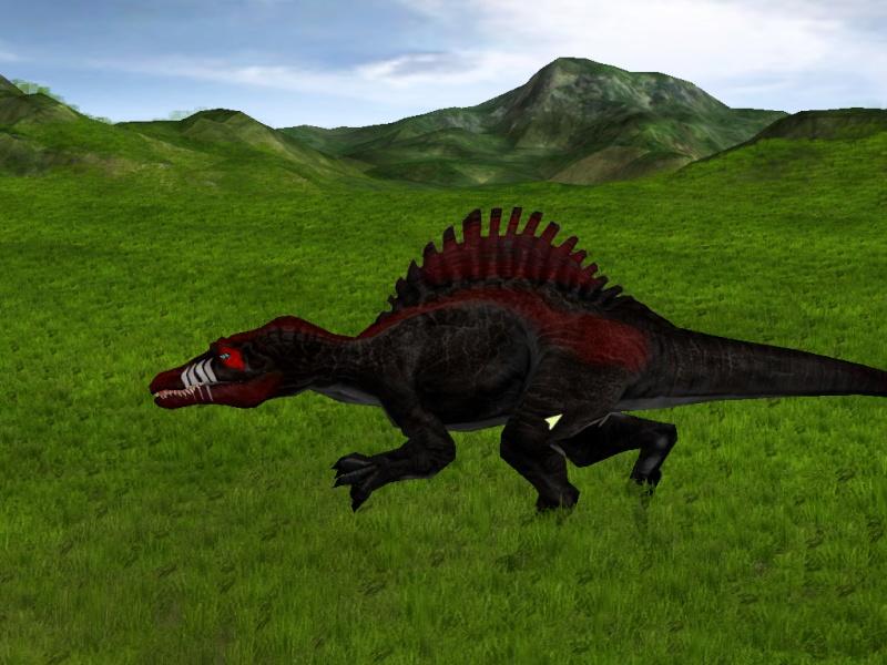 Night spinosaurus Previe12