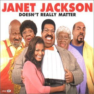 Janet Jackson - Doesn't Really Matter . 5323310