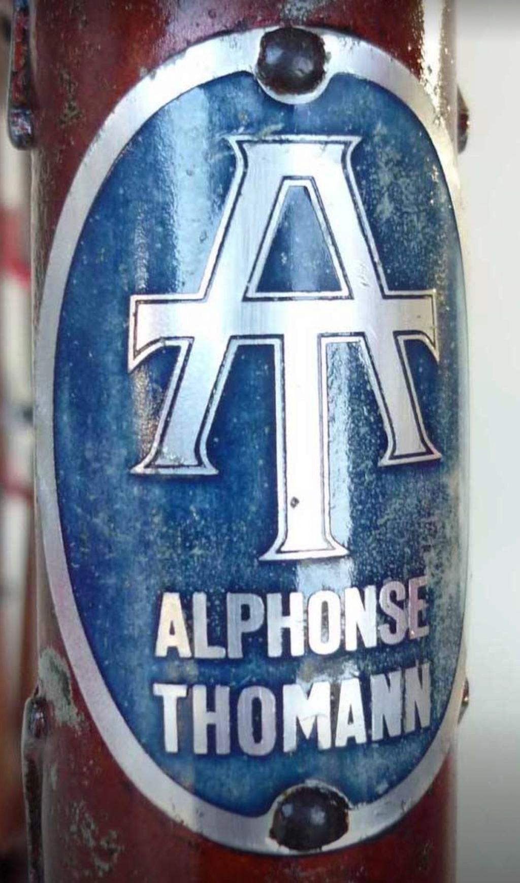 Alphonse Thomann 49/50 Abce9810