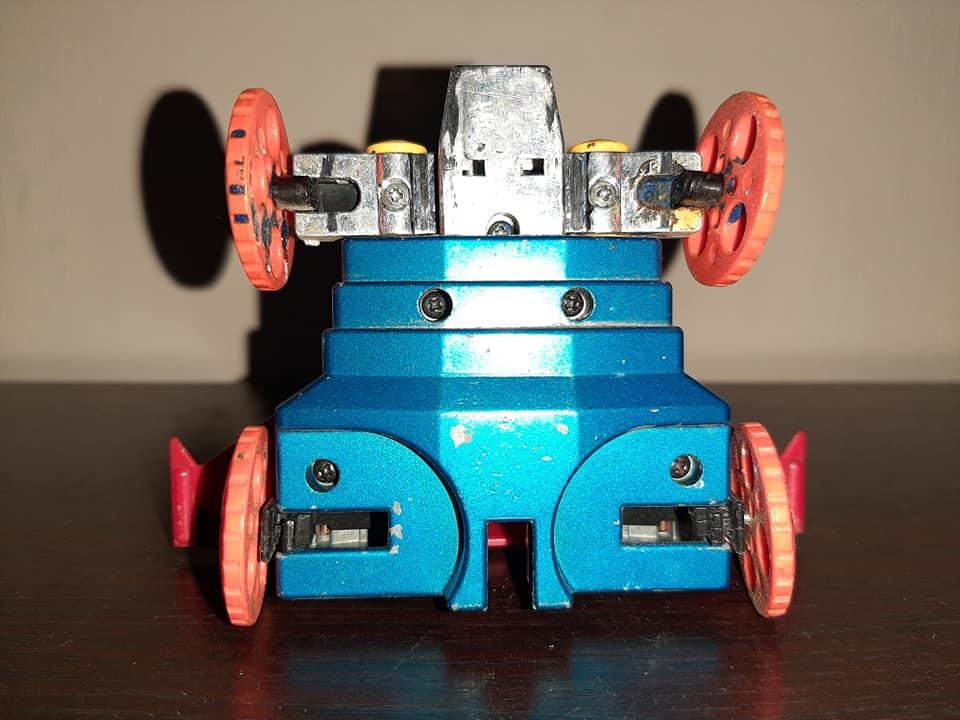 ROBOT DAIKENGO BUILDPLAN DELUXE MADE IN JAPAN VINTAGE TOYS ANNI 70 13190310
