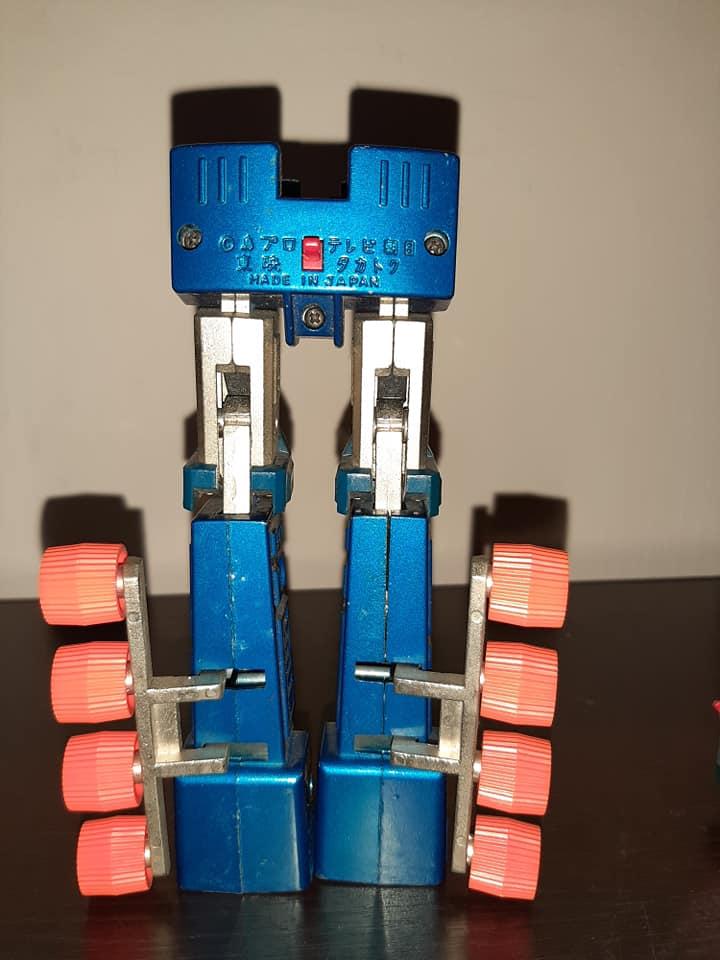 ROBOT DAIKENGO BUILDPLAN DELUXE MADE IN JAPAN VINTAGE TOYS ANNI 70 13199910