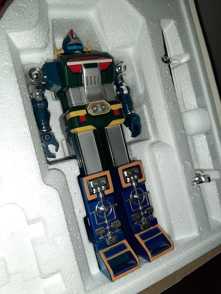 ROBOT GODSIGMA DX GOD SIGMA DELUXE CEPPIRATTI 1982 VINTAGE TOYS 13203810