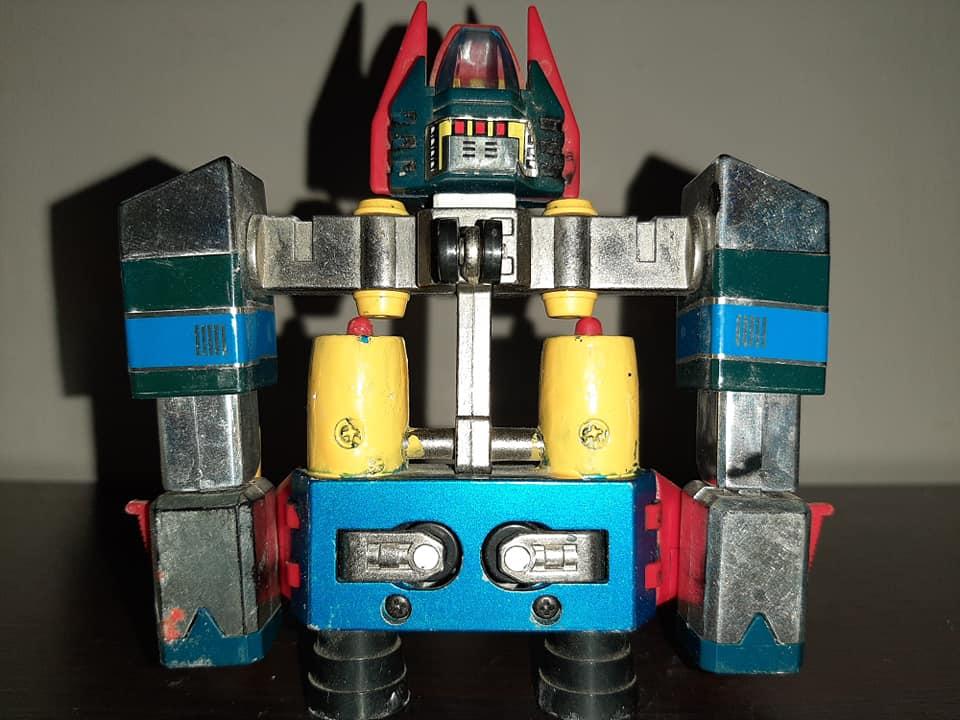 ROBOT DAIKENGO BUILDPLAN DELUXE MADE IN JAPAN VINTAGE TOYS ANNI 70 13208910