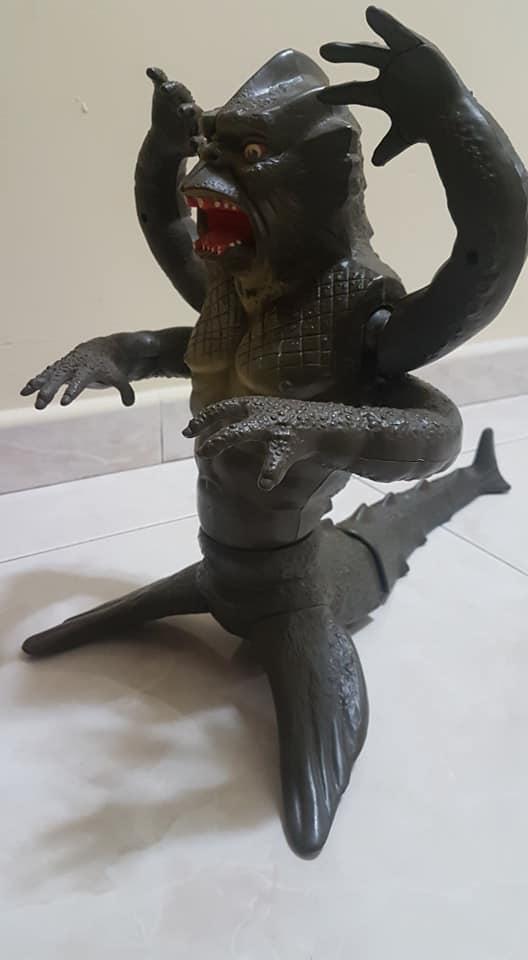 CLASH OF THE TITANS KRAKEN MATTEL ANNI 80 ENORME JUMBO SHOGUN !!! EPOCA GOLDRAKE JEEG MAZINGA 60694110