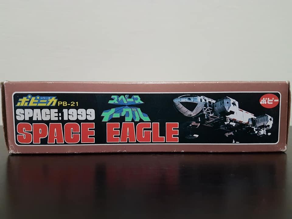 SPACE EAGLE SPAZIO 1999 AQUILA POPY ST PB-21 JAPAN BOX GOLDRAKE TOYS RARE 70 65776010
