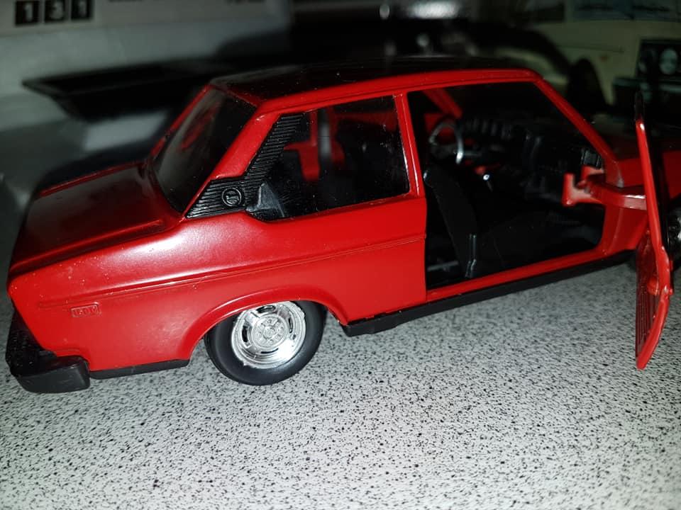 FIAT 131 MIRAFIORI SPECIAL POLISTIL SC 1:24 NO POLITOYS MABETOYS BURAGO 1975 67582110