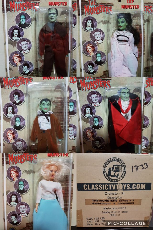 The-Munsters-Family-lotto-5-af-Herman-Grandpa-Lily-Eddie-e-Marylin-new-sealed 78768210