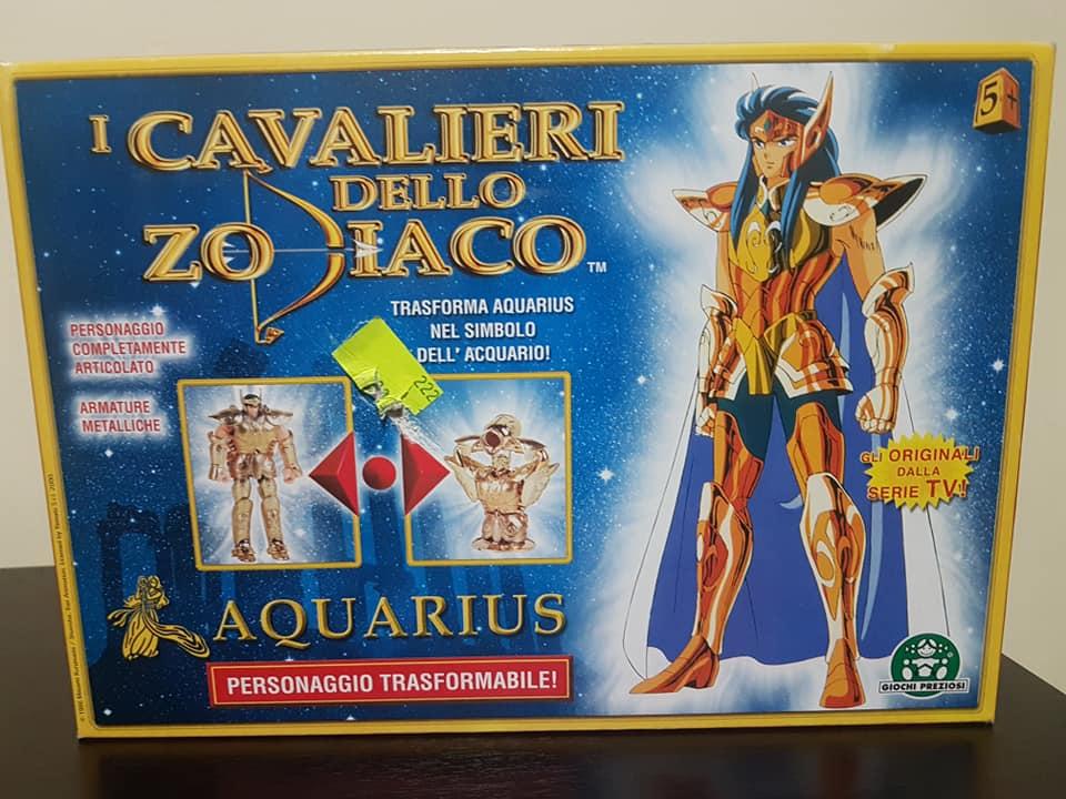 CAVALIERI DELLO ZODIACO SANT SEYA LOTTO 8 ACTION FIGURE 7 CAVALIERI D`ORO 1 BRONZO NUOVI SEALED GIOCHI PREZIOSI 79867210