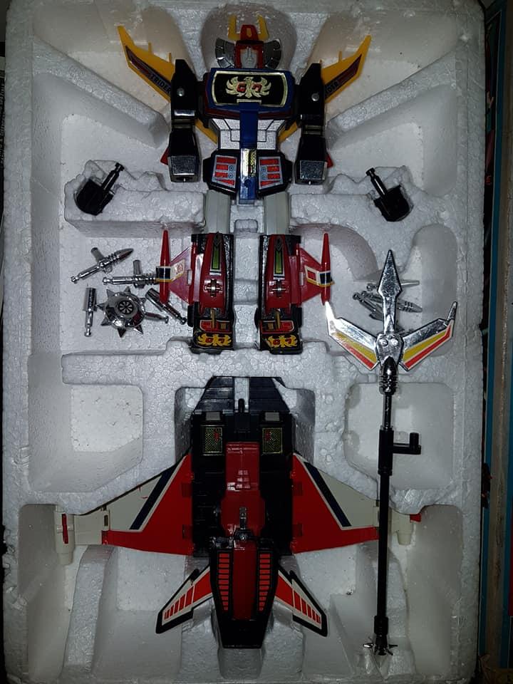 Robot Trider G7 Ceppiratti anni 80 4 trasformazioni no Goldrake 80768010