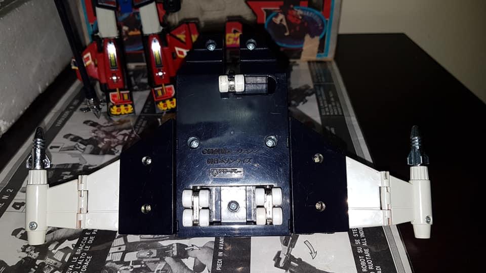 Robot Trider G7 Ceppiratti anni 80 4 trasformazioni no Goldrake 80802810