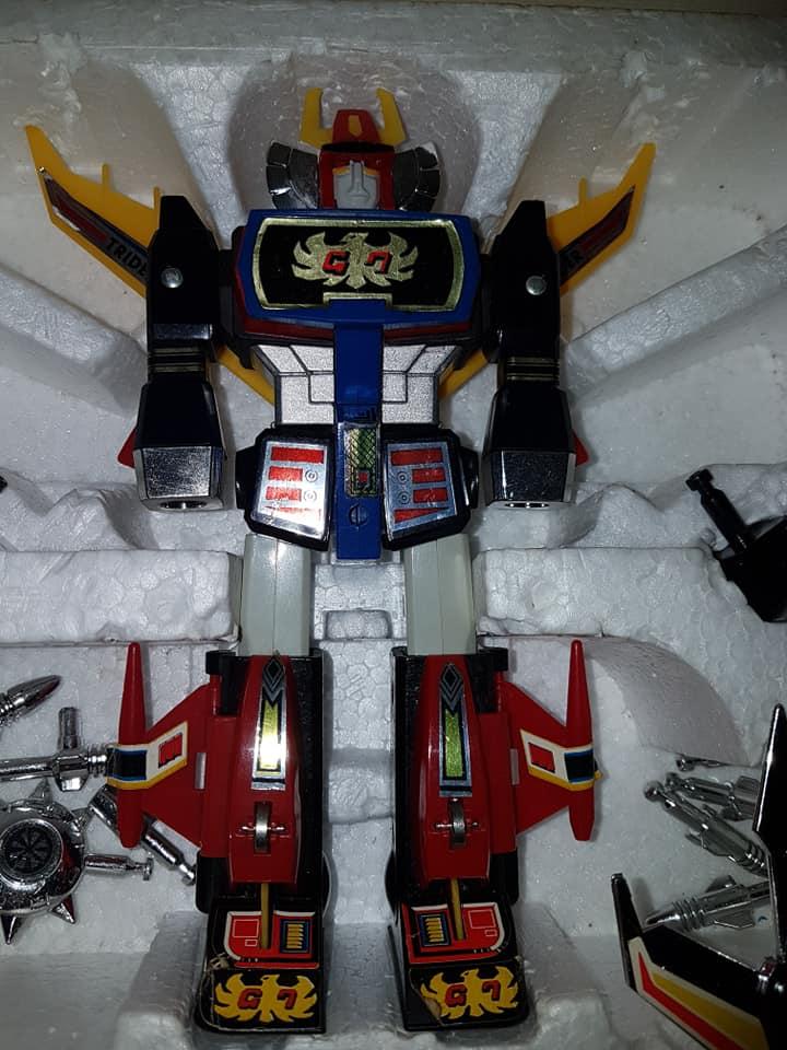 Robot Trider G7 Ceppiratti anni 80 4 trasformazioni no Goldrake 81258510