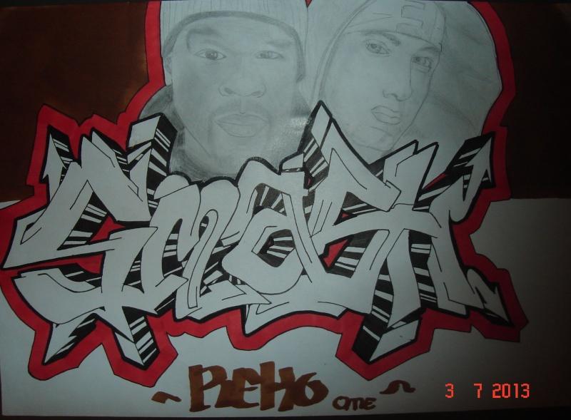 Graffitis Reko one. Dsc01310