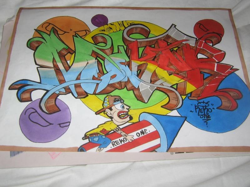 Graffitis Reko one. Img_2810