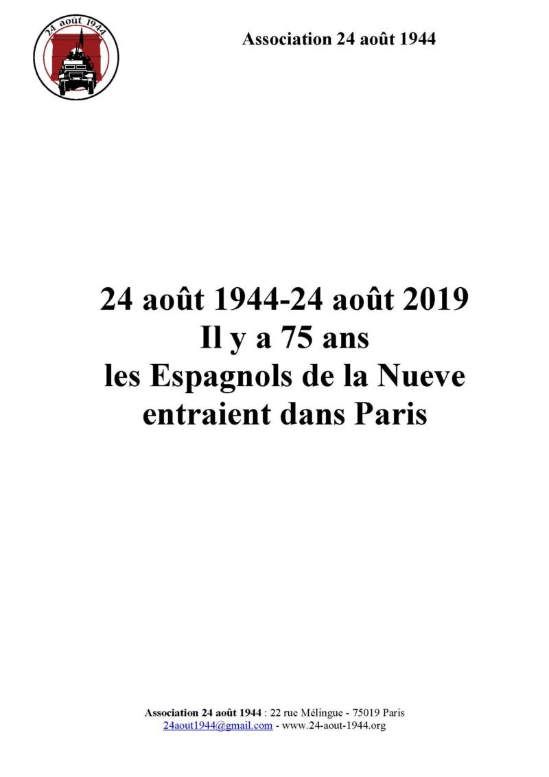 24 AOUT 2019 Progra10
