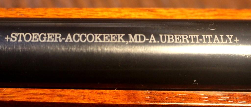 Winchester 1866 (répliques UBERTI) Carbine et Short Riffle - Page 2 Stoege10