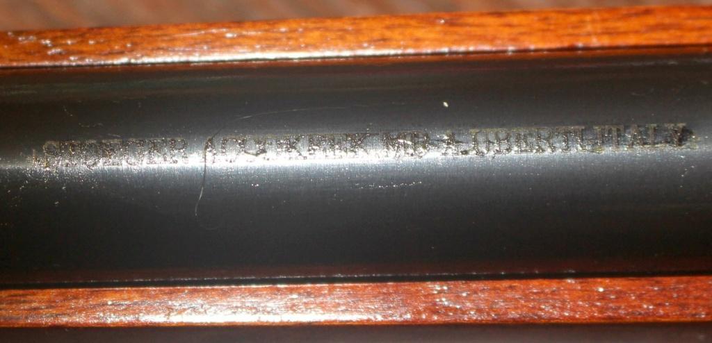Winchester 1866 (répliques UBERTI) Carbine et Short Riffle - Page 2 Stoege11
