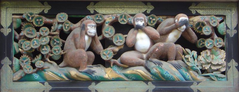 Modern 3 monkeys Image011