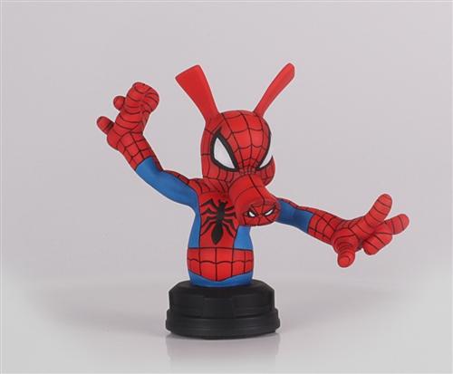 PETER PORKER THE AMAZING SPIDER-HAM MINI BUST 80314-10