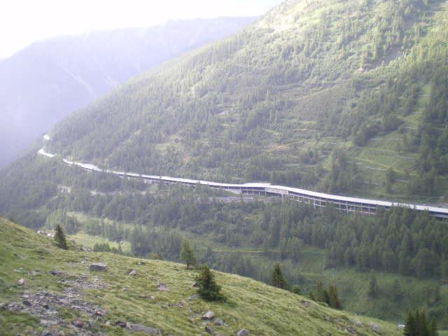 Du Valais au Val d'Aoste : Carnet de voyage 710